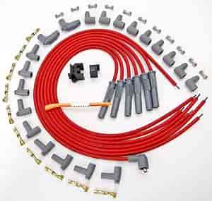 MSD Ignition 31179 - MSD Universal Spark Plug/Coil Wire Sets