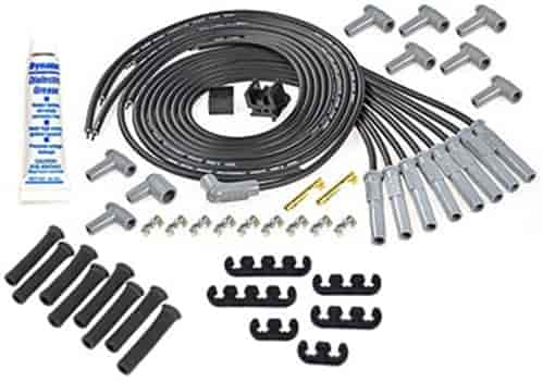 MSD Ignition Black Universal 8.5mm Spark Plug Wire Kit on wire separators for 8mm wires, short circuit wires, plugs and wires, spark indicator, spark plugs location diagram, spark plugs 2003 dakota, gas grill ignitor wires, spark plugs for dodge hemi, coil wires, spark plugs on, ignition wires, spark plugs awsf 32pp, spark plugs brands, spark screen, spark up meaning, spark plugs for toyota corolla, spark plugs replacement, spark pug, spark plugs 2006 pacifica, spark ignition,