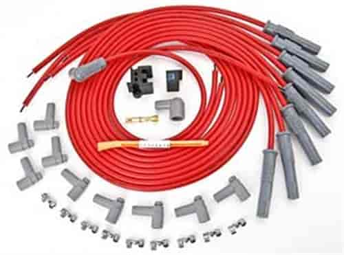 MSD Ignition 31189 - MSD Universal Spark Plug/Coil Wire Sets