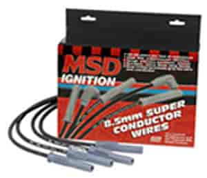 MSD Ignition 31233 - MSD Universal Spark Plug/Coil Wire Sets