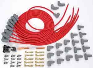 MSD Ignition 31239 - MSD Universal Spark Plug/Coil Wire Sets