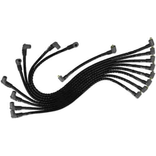 Find Msd Ignition Wire Set Black Sc Lt1 Camaro Shop Every Store On
