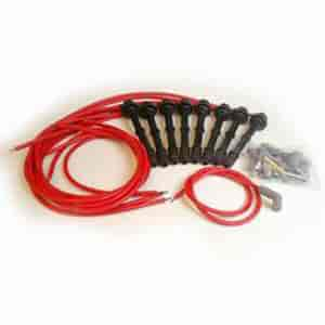 MSD Ignition 31889 - MSD Universal Spark Plug/Coil Wire Sets