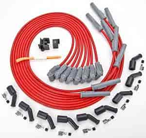 MSD Ignition 32079 - MSD Universal Spark Plug/Coil Wire Sets