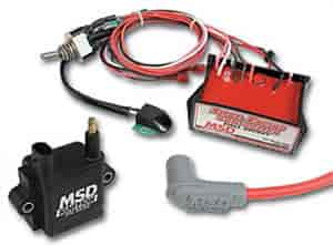 MSD Powersports 41510 - MSD Powersports Small Engine Ignition Controls