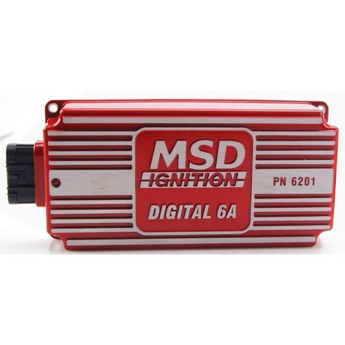 MSD Ignition 6201 - MSD Digital 6AL/6A and 6-Series Ignition Control Boxes