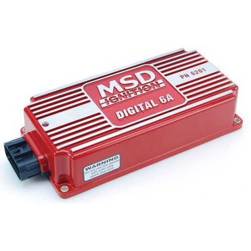 MSD Ignition 6201 - MSD Digital 6-Series Ignition Control Boxes