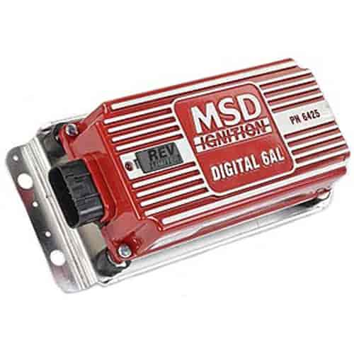 MSD Ignition 6425K - MSD Digital 6AL/6A and 6-Series Ignition Control Boxes