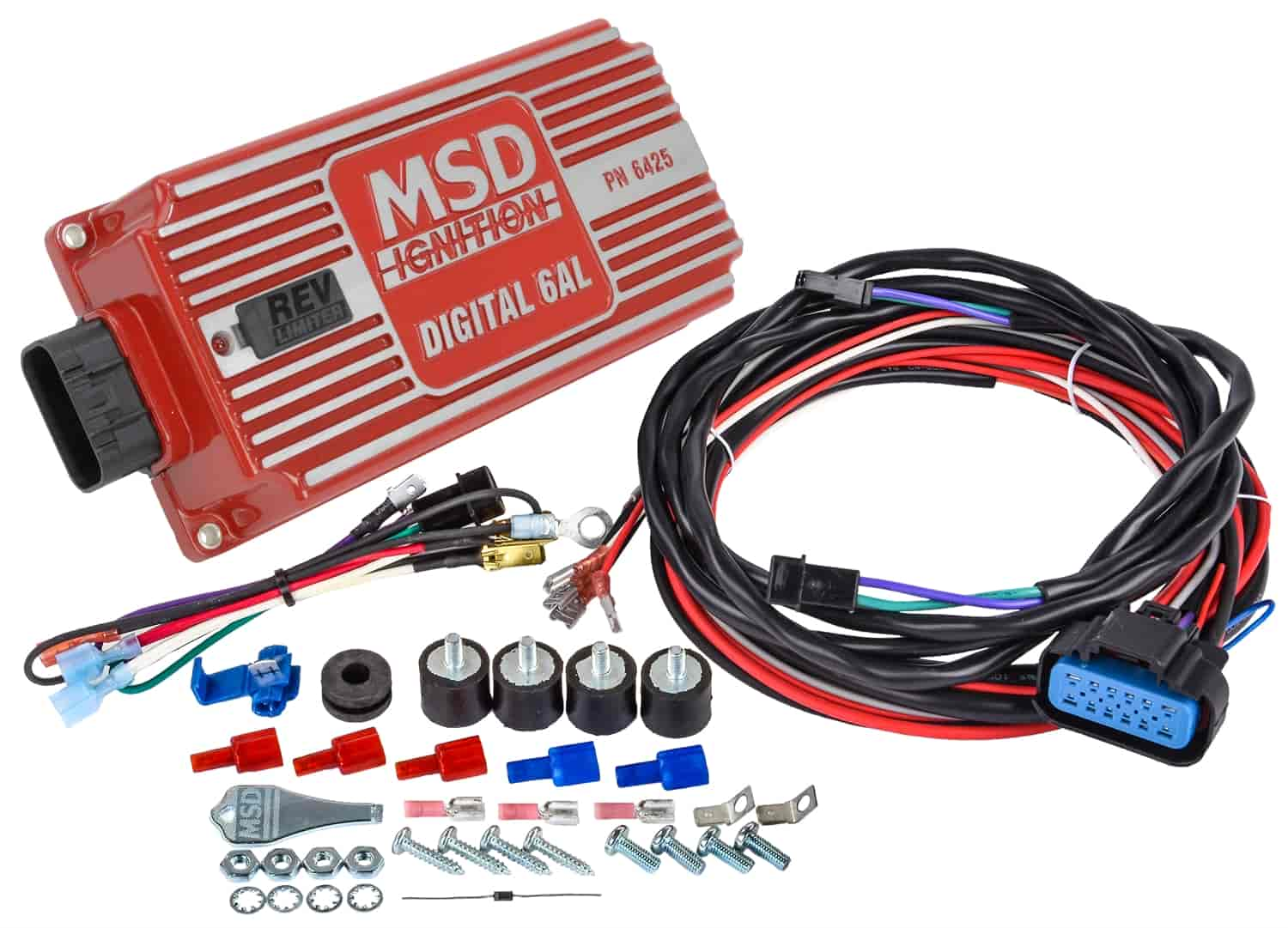 MSD Ignition 6425 - MSD Digital 6AL/6A and 6-Series Ignition Control Boxes