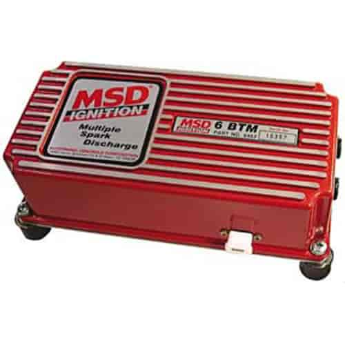 MSD Ignition 6462 - MSD 6-Series Ignition Boxes
