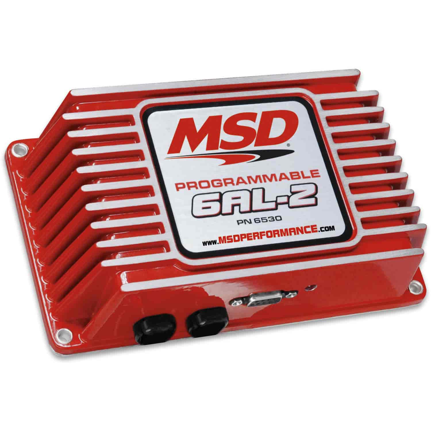 MSD Ignition 6530 - MSD Digital 6AL/6A and 6-Series Ignition Control Boxes