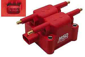 MSD Ignition 8239 - MSD Blaster & Replacement Coils