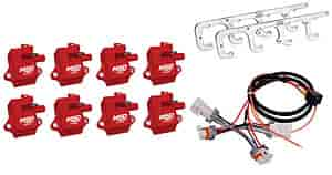 MSD Ignition 82858K - MSD Multiple Spark Coil Kits