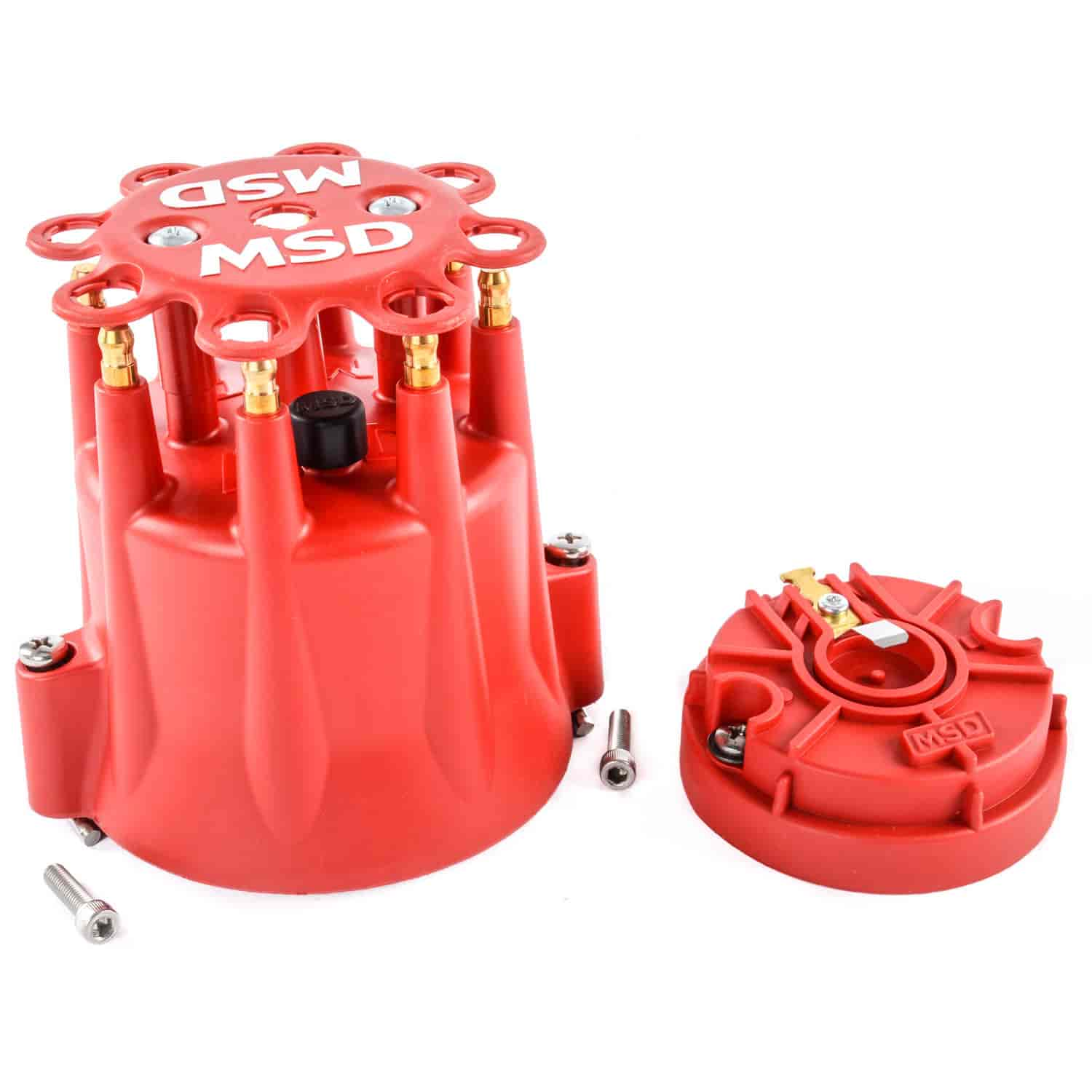 MSD Ignition Distributor Cap and Rotor Kit MSD Distributors