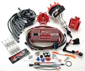 MSD Ignition 8456K - MSD 5.0L Ford Ignition Kits