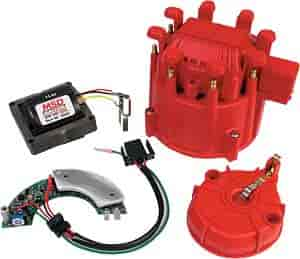 MSD Ignition 8501 - MSD Ultimate HEI Kit for GM Ignitions