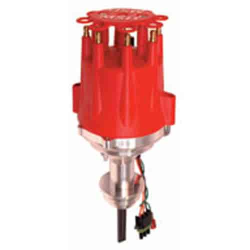 MSD Ignition 8504 - MSD Ignition Digital E-Curve Pro-Billet Distributor