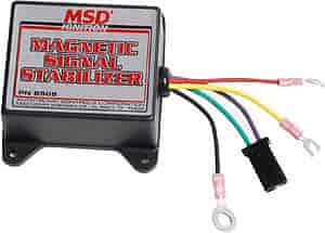 MSD Ignition 8509 - MSD Tach Adapter - Points or Amplifier and Magnetic Pickup