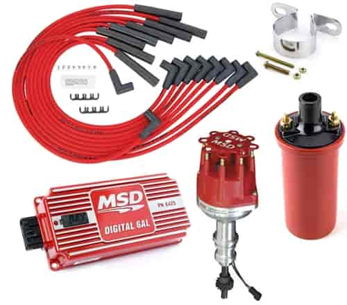 MSD Ignition Ford 351W Ignition Kit