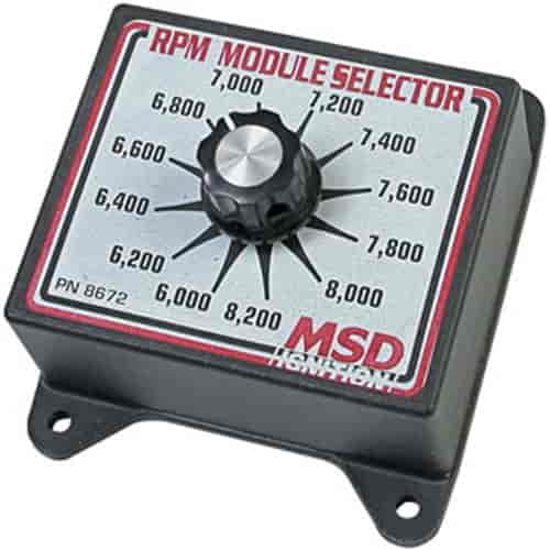 MSD Ignition 8672