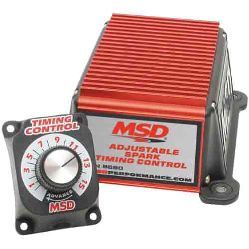 Msd 6al Wiring Diagram Lt1: MSD Ignition 8680: Adjustable Timing Control For Use With