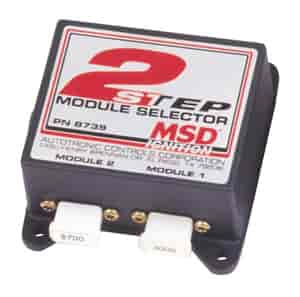 msd ignition 8739 2 step module selector for use msd soft msd ignition 8739