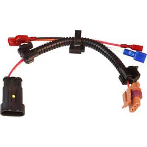 msd ignition 8877 plug in wiring harness, msd to gm single  msd ignition 8877