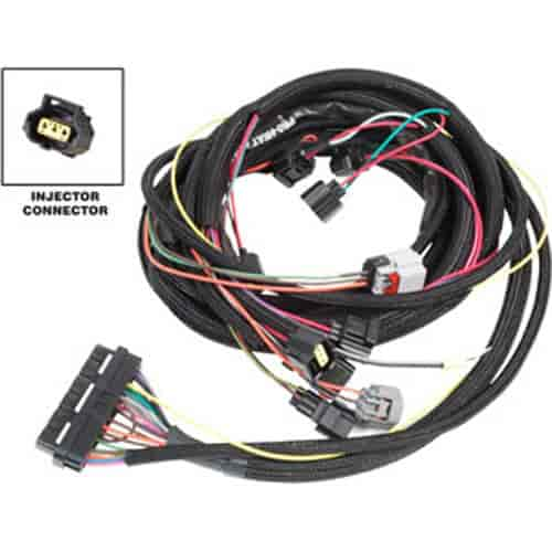 hemi wiring harness msd ignition 88864 6-hemi wiring harness | ebay