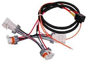 msd ignition 88867 ls coil power upgrade harness for use msd harness for use msd ls coil packs msd ignition 88867