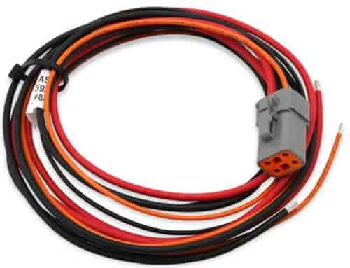 [SCHEMATICS_4FD]  MSD 8895: Wiring Harness for Power Grid-7 Ignition Control | JEGS | Power Grid Wiring Harness |  | Jegs