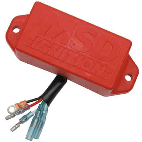 MSD Ignition 8912 - MSD Dual Ignition Adapter