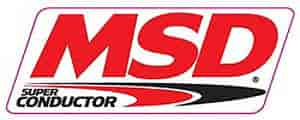 MSD Ignition 9295 - MSD Banners & Decals