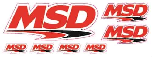 MSD Ignition 9303 - MSD Banners & Decals