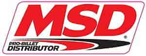 MSD Ignition 9309 - MSD Banners & Decals