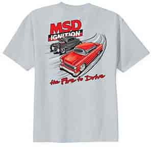 MSD Ignition 95211 - MSD Apparel