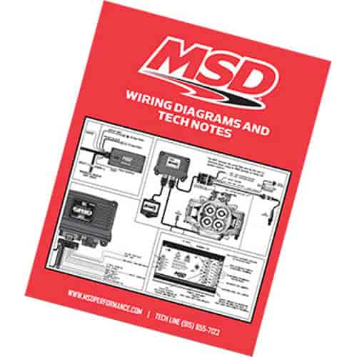 MSD Ignition 9615 - MSD Wiring Diagrams and Tech Notes