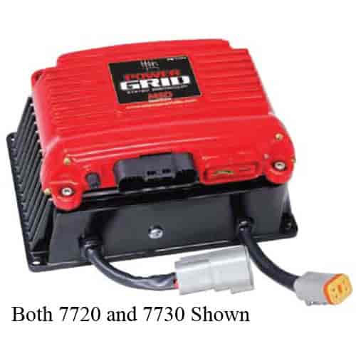msd ignition 7730 power grid ignition system controller ebay