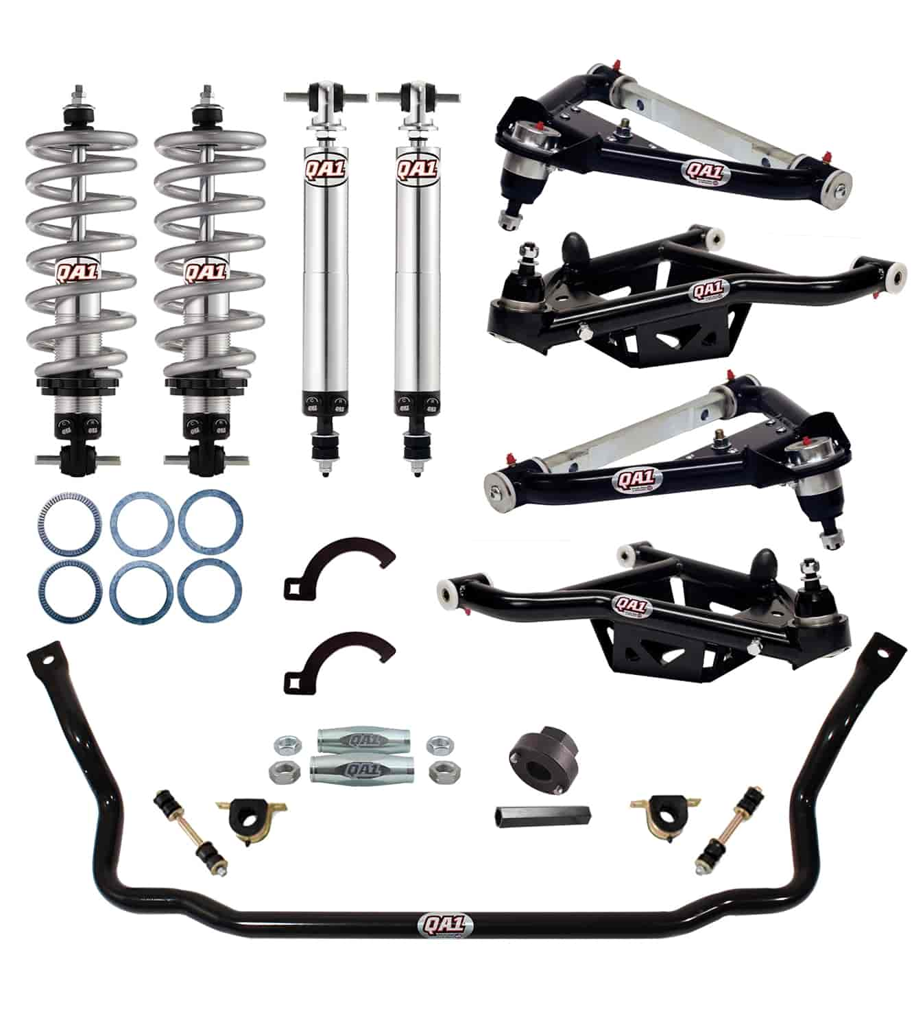 QA1 52896 Front Sway Bar Kit 1-3//8in