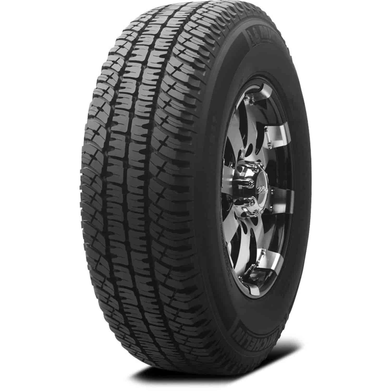 michelin 06841 ltx a t 2 tire light truck suv crossover all terrain jegs. Black Bedroom Furniture Sets. Home Design Ideas