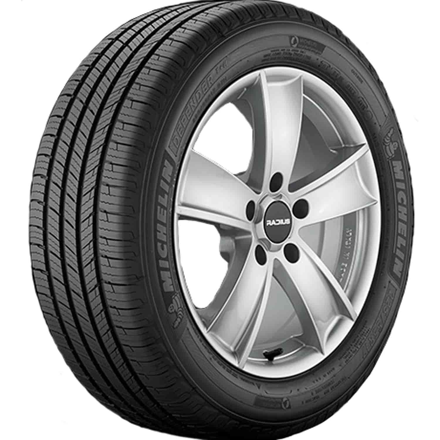 New Michelin Defender T H >> Michelin 32073: Defender T+H Tire Size:225/50R17 | JEGS