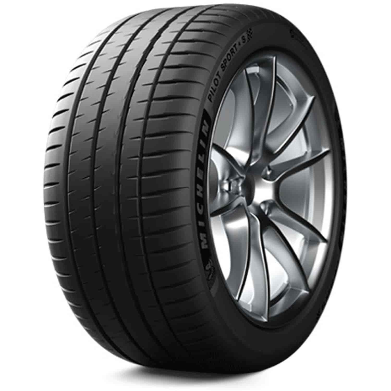Michelin Pilot Sport 4S Ultra High Performance Summer Tire