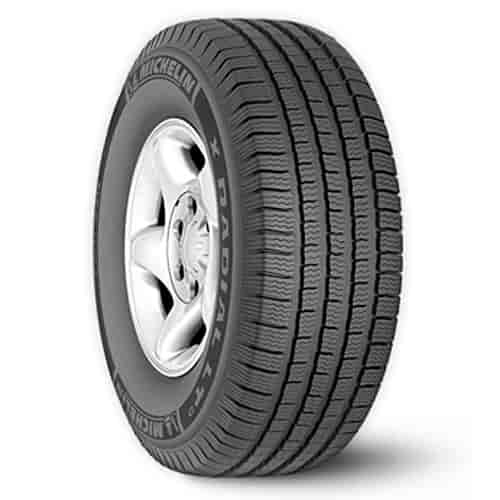 michelin 02319 x radial lt2 tire light truck suv crossover all season jegs. Black Bedroom Furniture Sets. Home Design Ideas