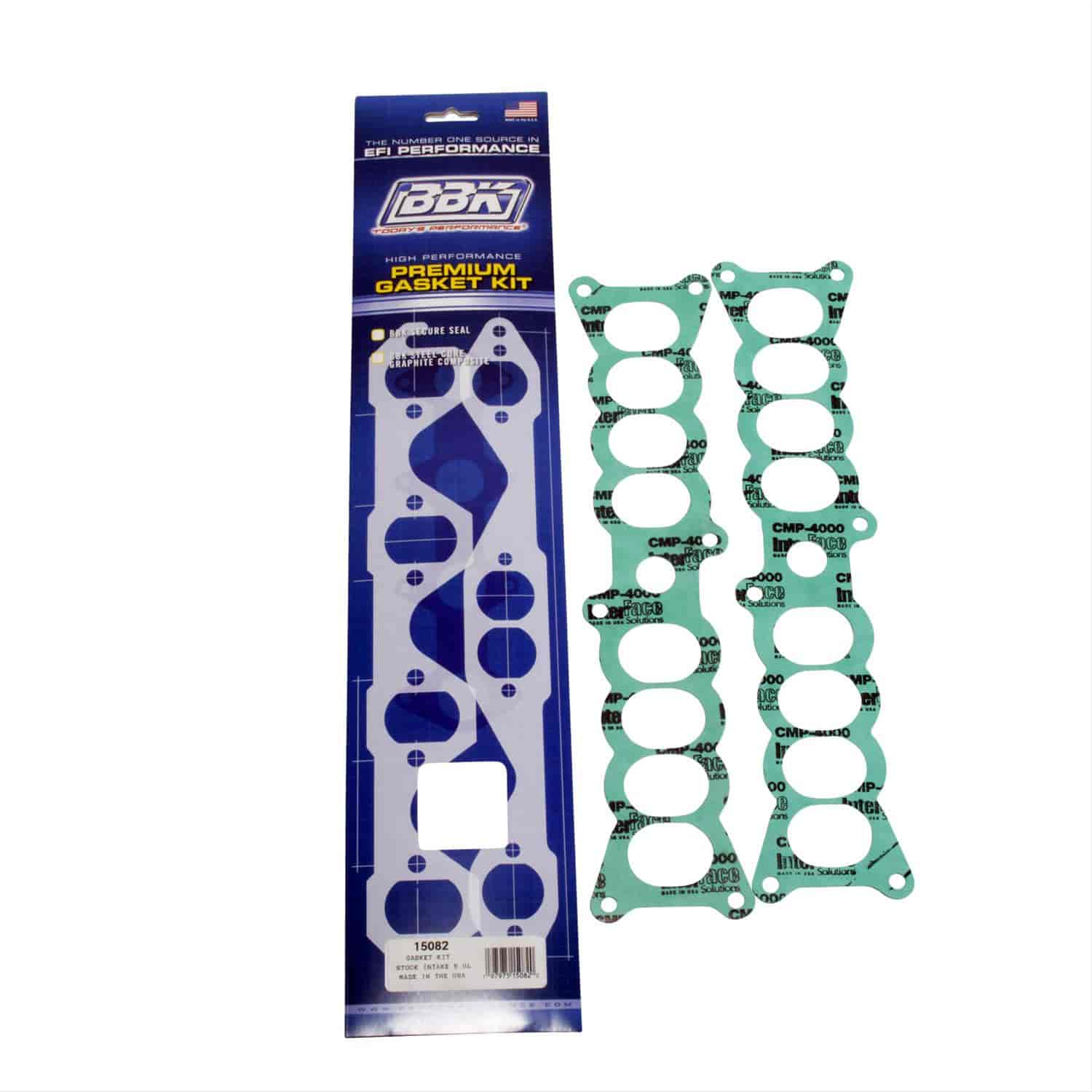 BBK Performance Products 15082 - BBK Phenolic Manifold Heat Spacers & Gaskets