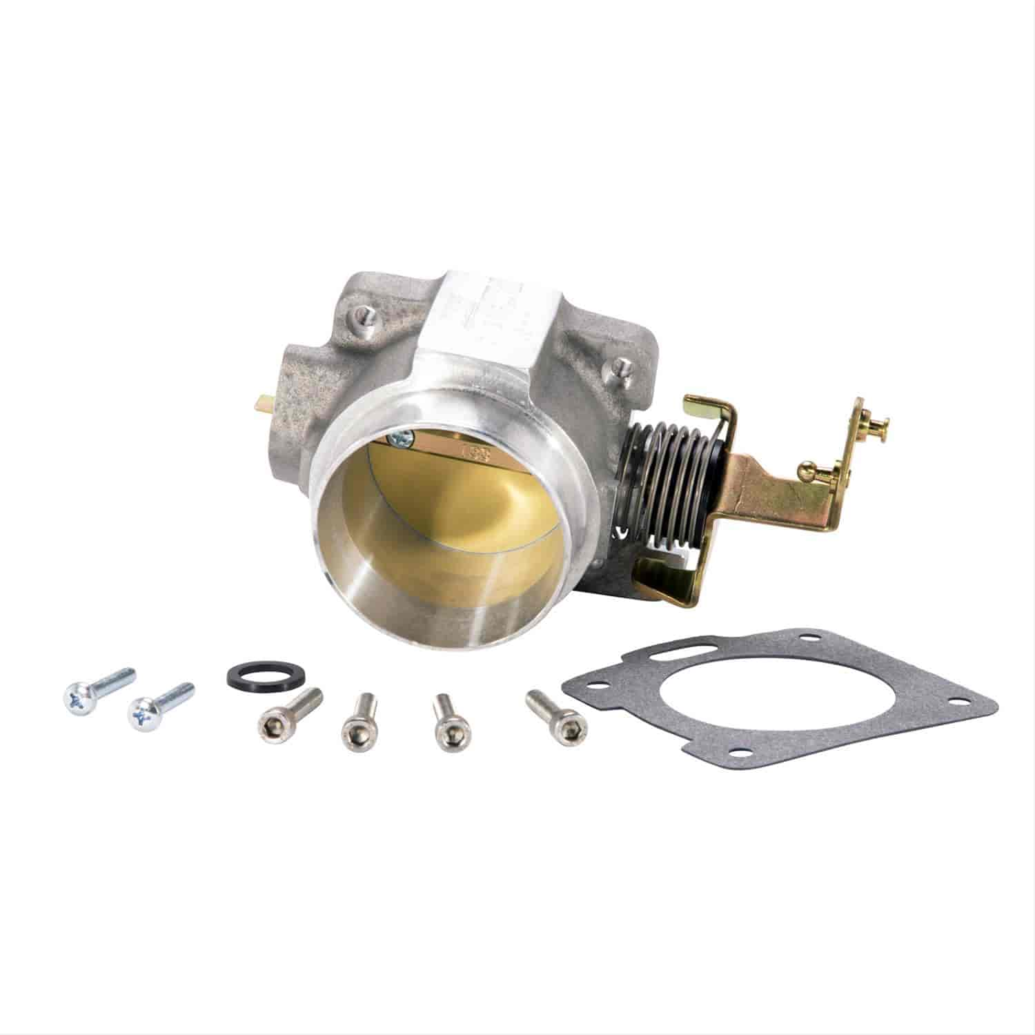 Bbk Performance Parts Power Plus Throttle Body 1999 2000 Ford Mustang 3 8l V6