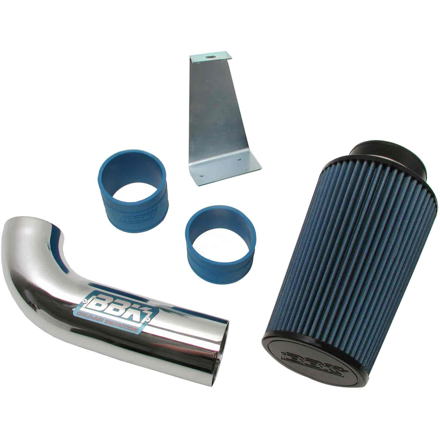BBK Performance Products 1556 - BBK Cold Air Intake Systems for Ford