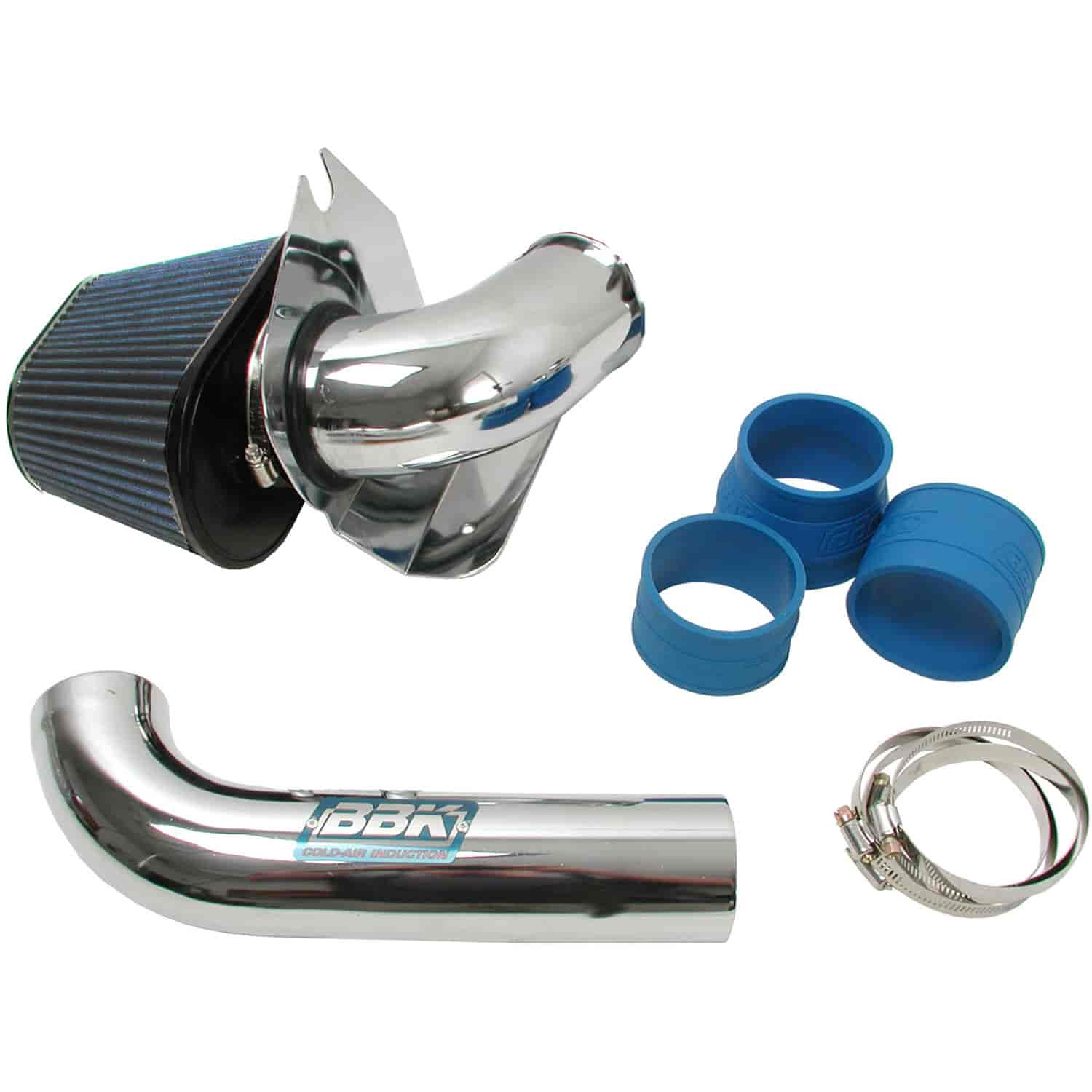 BBK Performance Products 1557 - BBK Cold Air Intake Systems for Ford