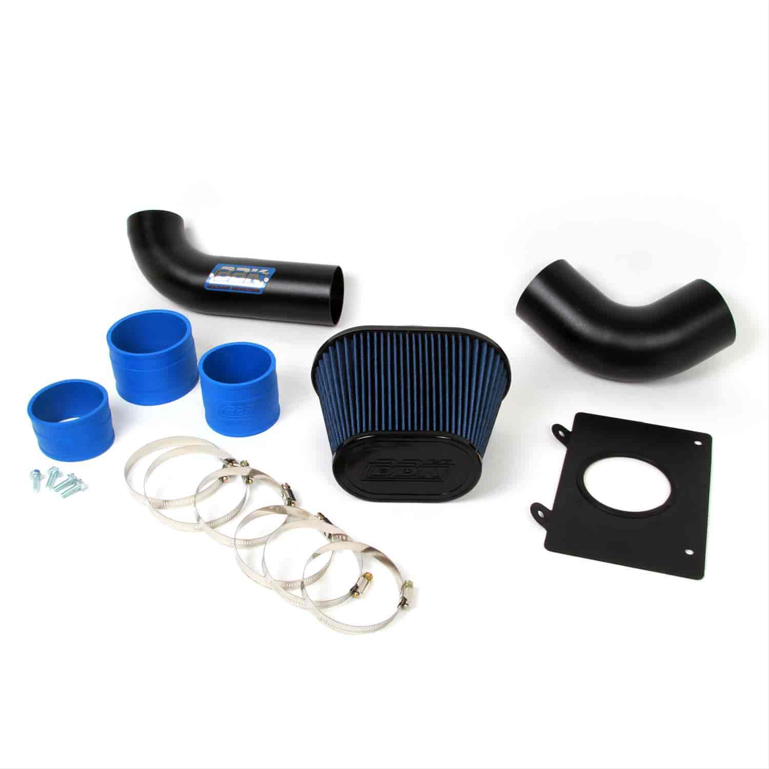 BBK Performance Products 15575 - BBK Cold Air Intake Systems for Ford