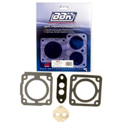 BBK Performance Products 1572 - BBK Throttle Body Gasket Kits