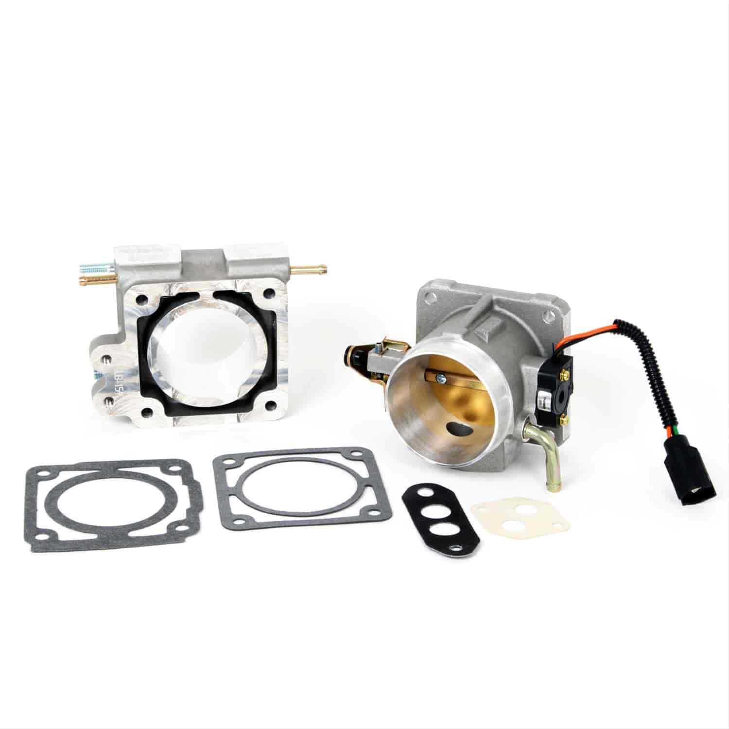 BBK Performance Products 1600 - BBK Ford Power Plus Throttle Bodies