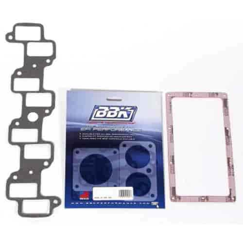 BBK Performance Products 1601 - BBK Phenolic Intake Manifold Spacer Kits & Gaskets